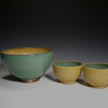 Large and Small Bowls