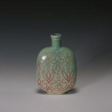 Decorative Flask
